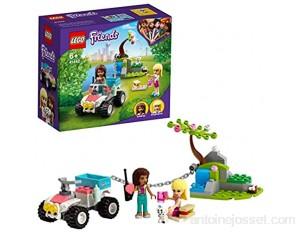 LEGO 41442 Friends LeBuggydeSauvetagedelaCliniquevétérinaire Jouet pour Enfants de 6 Ans et Plus avec Stephanie et Andrea