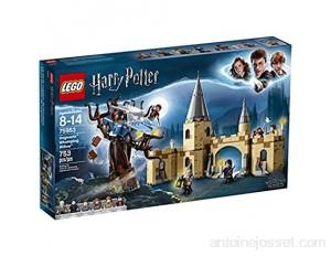 LEGO 75953 HarryPotter LeSauleCogneurduchâteaudePoudlard Cadeau de Fan du Monde Sorcier