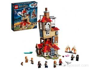 Lego 75980 Harry Potter Attaque sur Le Terrier