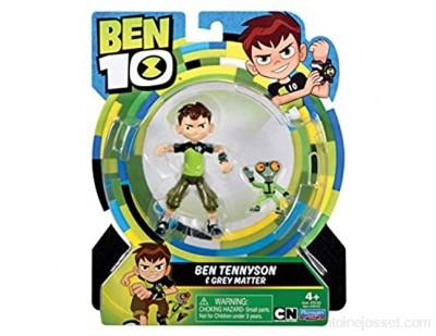 Ben 10 Giochi Preziosi-BEN00210-Ben10-Figurine Articulée avec Accessoires-Ben BEN00210