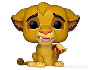 Funko 36395 POP Vinyl: Lion King: Simba Multi Figurine de collection Multicolore taille unique