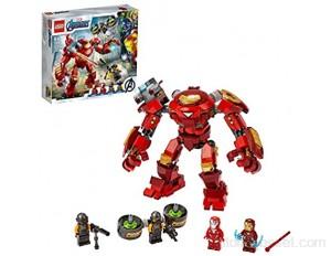 LEGO 76164 MarvelSuperHeroes MarvelAvengersIronManHulkbusterContreUnAgentdel'A.I.M.