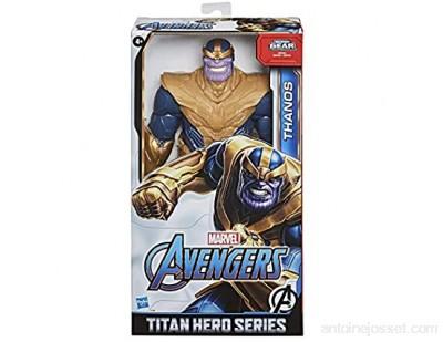 Marvel Avengers – Figurine Thanos Titan Hero Deluxe - 30 cm