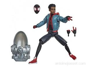 Marvel Legends Spider-Man – Figurine Miles Morales 15cm - Edition Collector