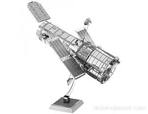 Metal Earth - 5061093 - Maquette 3D - Divers - Télescope Spatial Hubble - 7 62 x 5 08 x 6 35 cm - 1 pièce