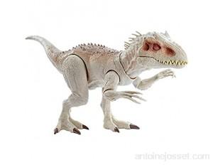 Jurassic World figurine dinosaure articulé Indominus Rex jouet pour enfant GCT95