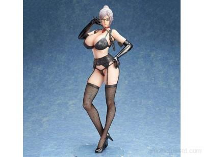 HEIMAOMAO Pison School Shiraki Meiko Vice-Président Anime Figurines de dessin animé Modèle de personnage de jeu Figurine jouet de collection Décoration favori par les fans d\'Anime Cadeau pour garçon