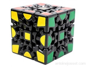 Magic Combination 3d Gear Cube Generation Stickerless Twisty Puzzle by Magic Cube Model 1