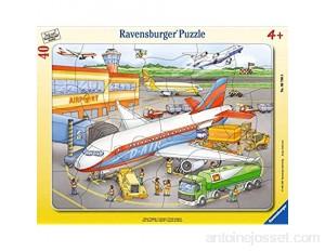 Ravensburger - 06700 8 - Puzzle - Petit Aérodrome