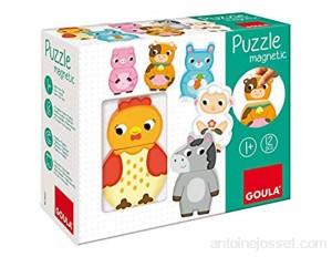 Goula - 455245 - Puzzle magnetique ferme