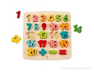 Hape- Puzzle Premiers Calculs E1550