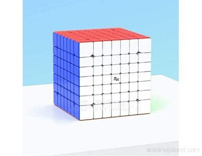 YJ MGC 6x6 M Magnetic Magic Cube 6x6x6 speedcubing Stickerless
