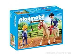 Playmobil - Voltigeuses et Cheval - 6933