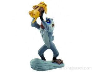 Bullyland - B12256 - Figurine Rafiki et Simba - Le Roi Lion Disney - 10 cm