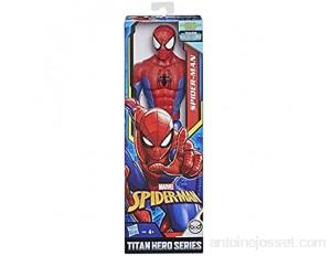 Marvel Spiderman – Figurine Titan Marvel Spiderman – Spiderman - 30cm